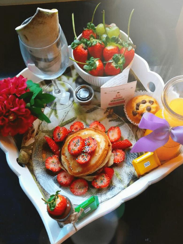 desayuno sorpresa